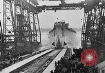 Image of USS Iowa launched in August 1942 New York City USA, 1942, second 51 stock footage video 65675051750