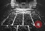 Image of Eleanor Roosevelt at Red Cross Rally in Madison Square Garden United States USA, 1943, second 6 stock footage video 65675051752