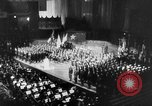 Image of Eleanor Roosevelt at Red Cross Rally in Madison Square Garden United States USA, 1943, second 8 stock footage video 65675051752