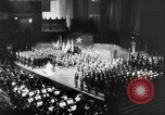 Image of Eleanor Roosevelt at Red Cross Rally in Madison Square Garden United States USA, 1943, second 9 stock footage video 65675051752
