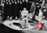 Image of Eleanor Roosevelt at Red Cross Rally in Madison Square Garden United States USA, 1943, second 11 stock footage video 65675051752