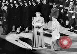 Image of Eleanor Roosevelt at Red Cross Rally in Madison Square Garden United States USA, 1943, second 12 stock footage video 65675051752