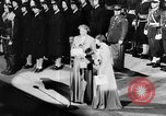 Image of Eleanor Roosevelt at Red Cross Rally in Madison Square Garden United States USA, 1943, second 13 stock footage video 65675051752