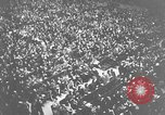 Image of Eleanor Roosevelt at Red Cross Rally in Madison Square Garden United States USA, 1943, second 17 stock footage video 65675051752