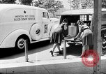 Image of Eleanor Roosevelt at Red Cross Rally in Madison Square Garden United States USA, 1943, second 19 stock footage video 65675051752