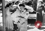 Image of Eleanor Roosevelt at Red Cross Rally in Madison Square Garden United States USA, 1943, second 22 stock footage video 65675051752