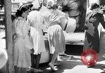Image of Eleanor Roosevelt at Red Cross Rally in Madison Square Garden United States USA, 1943, second 23 stock footage video 65675051752
