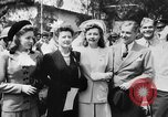 Image of Eleanor Roosevelt at Red Cross Rally in Madison Square Garden United States USA, 1943, second 39 stock footage video 65675051752