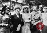 Image of Eleanor Roosevelt at Red Cross Rally in Madison Square Garden United States USA, 1943, second 40 stock footage video 65675051752