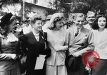 Image of Eleanor Roosevelt at Red Cross Rally in Madison Square Garden United States USA, 1943, second 41 stock footage video 65675051752