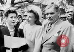Image of Eleanor Roosevelt at Red Cross Rally in Madison Square Garden United States USA, 1943, second 49 stock footage video 65675051752