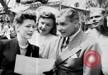 Image of Eleanor Roosevelt at Red Cross Rally in Madison Square Garden United States USA, 1943, second 51 stock footage video 65675051752