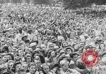 Image of Eleanor Roosevelt at Red Cross Rally in Madison Square Garden United States USA, 1943, second 52 stock footage video 65675051752