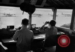 Image of USAAF air traffic controllers in a control tower United States USA, 1943, second 7 stock footage video 65675051756