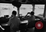 Image of USAAF air traffic controllers in a control tower United States USA, 1943, second 9 stock footage video 65675051756