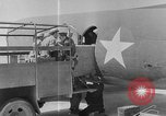 Image of USAAF air traffic controllers in a control tower United States USA, 1943, second 11 stock footage video 65675051756