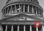 Image of Capitol Building Warm Springs Georgia USA, 1945, second 40 stock footage video 65675051763