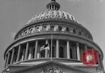 Image of Capitol Building Warm Springs Georgia USA, 1945, second 44 stock footage video 65675051763