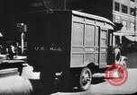 Image of United States postal operations and employees United States USA, 1943, second 42 stock footage video 65675051772