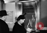 Image of United States postal operations and employees United States USA, 1943, second 55 stock footage video 65675051772