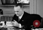Image of Cordell Hull urging peace before World War II Washington DC USA, 1938, second 17 stock footage video 65675051781
