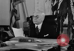 Image of Cordell Hull urging peace before World War II Washington DC USA, 1938, second 29 stock footage video 65675051781
