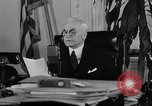 Image of Cordell Hull urging peace before World War II Washington DC USA, 1938, second 30 stock footage video 65675051781