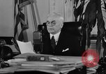 Image of Cordell Hull urging peace before World War II Washington DC USA, 1938, second 31 stock footage video 65675051781
