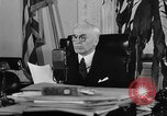 Image of Cordell Hull urging peace before World War II Washington DC USA, 1938, second 48 stock footage video 65675051781