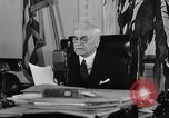 Image of Cordell Hull urging peace before World War II Washington DC USA, 1938, second 49 stock footage video 65675051781