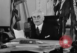Image of Cordell Hull urging peace before World War II Washington DC USA, 1938, second 54 stock footage video 65675051781