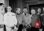 Image of Allied Generals at the Quebec Conference in World War 2 Quebec Canada, 1943, second 14 stock footage video 65675051784