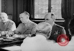 Image of Allied Generals at the Quebec Conference in World War 2 Quebec Canada, 1943, second 19 stock footage video 65675051784