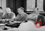 Image of Allied Generals at the Quebec Conference in World War 2 Quebec Canada, 1943, second 20 stock footage video 65675051784