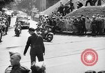 Image of Roosevelt and Churchill arriving at Quebec Conference Quebec Canada, 1943, second 50 stock footage video 65675051785