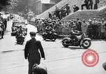 Image of Roosevelt and Churchill arriving at Quebec Conference Quebec Canada, 1943, second 51 stock footage video 65675051785