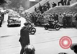 Image of Roosevelt and Churchill arriving at Quebec Conference Quebec Canada, 1943, second 52 stock footage video 65675051785