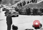 Image of Roosevelt and Churchill arriving at Quebec Conference Quebec Canada, 1943, second 54 stock footage video 65675051785