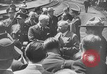 Image of General George Marshall Quebec Canada, 1943, second 27 stock footage video 65675051787