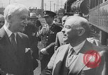 Image of General George Marshall Quebec Canada, 1943, second 28 stock footage video 65675051787