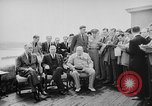 Image of President Roosevelt Quebec Canada, 1943, second 3 stock footage video 65675051793