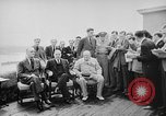 Image of President Roosevelt Quebec Canada, 1943, second 4 stock footage video 65675051793