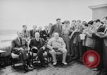 Image of President Roosevelt Quebec Canada, 1943, second 6 stock footage video 65675051793