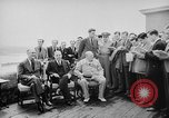 Image of President Roosevelt Quebec Canada, 1943, second 8 stock footage video 65675051793