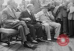 Image of President Roosevelt Quebec Canada, 1943, second 22 stock footage video 65675051793