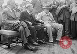 Image of President Roosevelt Quebec Canada, 1943, second 23 stock footage video 65675051793