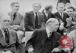 Image of President Roosevelt Quebec Canada, 1943, second 27 stock footage video 65675051793