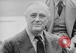 Image of President Roosevelt Quebec Canada, 1943, second 31 stock footage video 65675051793