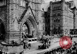 Image of President Franklin D. Roosevelt at steps of Parliament Ottawa, Canada, 1943, second 12 stock footage video 65675051794