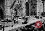 Image of President Franklin D. Roosevelt at steps of Parliament Ottawa, Canada, 1943, second 14 stock footage video 65675051794